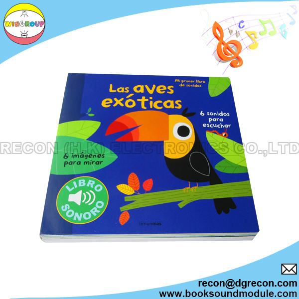 6-button animal sound book